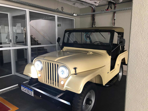 Jeep Willys Ford Willys