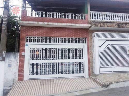Imagem 1 de 15 de Casa Sobrado Em Vila Rio Branco  -  São Paulo - 1962