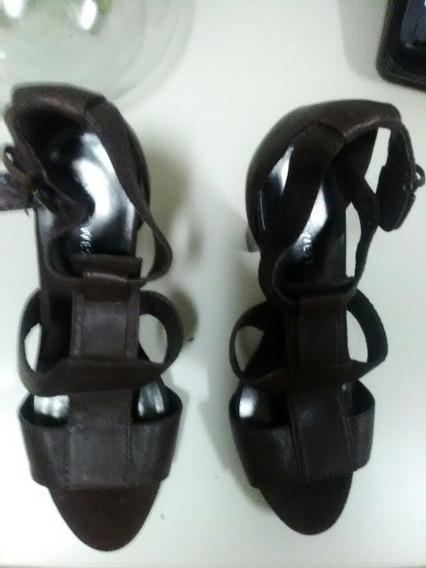 Zapato Nine West Original Talla 8 1/2 Usa