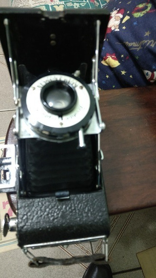 Maquina Fotográfica Antiga King Penguin Inglesa