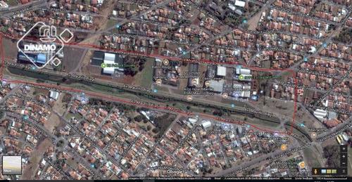 Área À Venda, Ribeirânia, Ribeirão Preto. - Ar0046