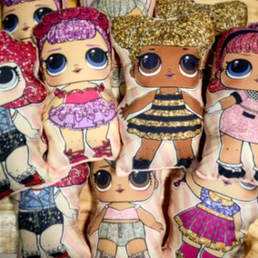 20 Almofadas Naninha Lol Surprise