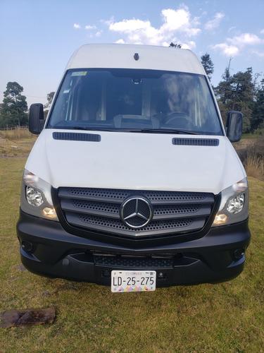 Mercedes-benz Sprinter 416 Cdi Aa Ee