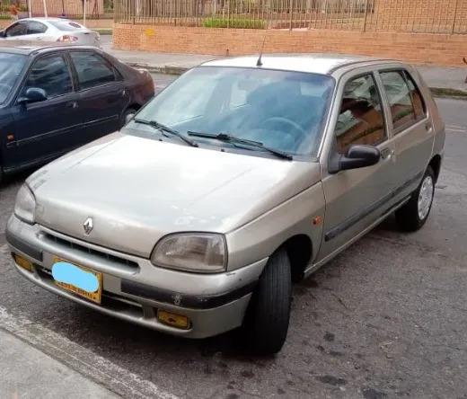 Renault Clio 1997 En Excelente Estado