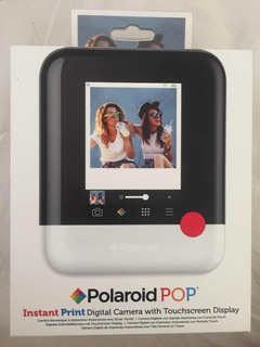 Cámara Polaroid Pop (una Semana De Uso Estado 10/10)