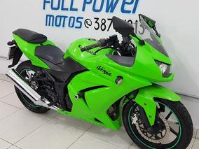 Kawasaki Ninja 250r 2009/09 Verde