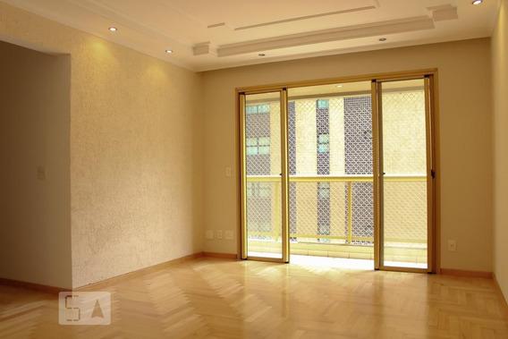 Apartamento No 9º Andar Com 3 Dormitórios E 2 Garagens - Id: 892974887 - 274887