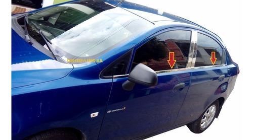Chevrolet Sail Pasamanos O Lamevidrios  Cromados