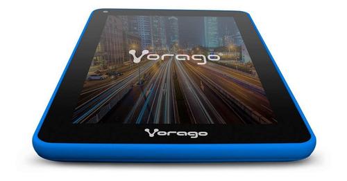 """Imagen 1 de 3 de Tablet  Vorago Pad-7 V5 7"""" 16GB azul con 1GB de memoria RAM"""