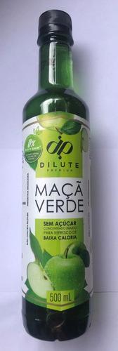 Xarope Dilute Premiun(soda Italiana) Maçã Verde Zero Açucar