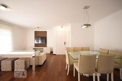 Apartamento No 7º Andar Mobiliado Com 3 Dormitórios E 2 Garagens - Id: 892932721 - 232721