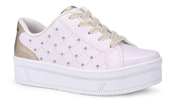 Tenis Pink Cats V1201 Flatform Infantil