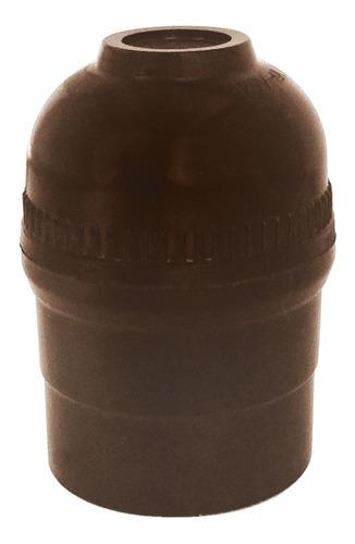 Imagen 1 de 5 de Portalamparas Socket Sencillo Con-x Económico 10 Piezas