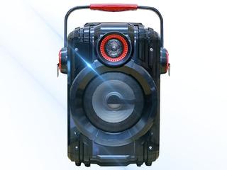 Parlante Portatil Bluetooth Potente Usb Sd Radio Fm Nuevo 4w