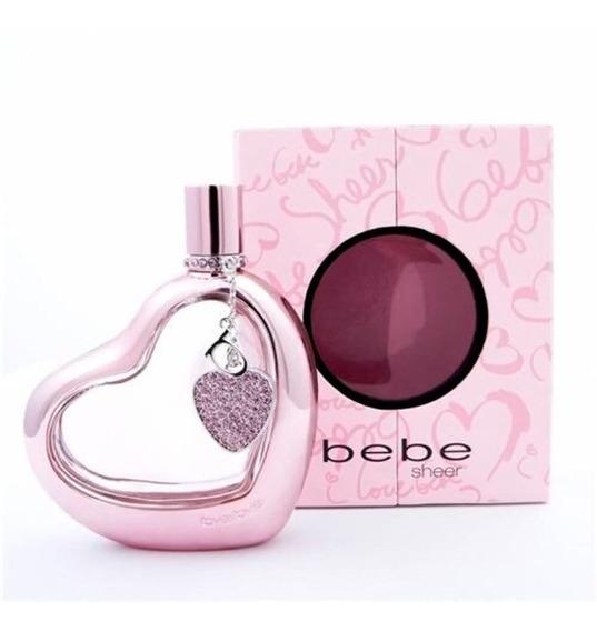 Bebe Sheer De Bebé Eau De Parfum 100 Ml