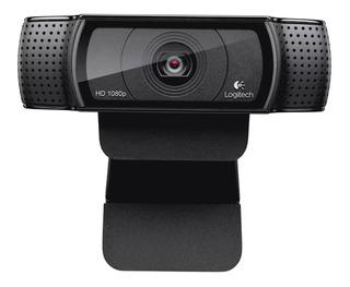 Webcam Logitech C920 Microfono Full Hd 1080p Usb 960-000764