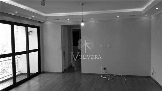 Apartamento Com 2 Dormitórios À Venda, 73 M² Por R$ 300.000 - Parque Taboão - Taboão Da Serra/sp - Ap0955