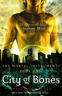 The Mortal Instruments 1: City Of Bones Cassandra Clare