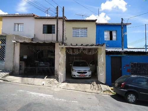 Imagem 1 de 12 de Venda Sobrado 2 Dormitórios Vila Camargos Guarulhos R$ 420.000,00 - 31896v