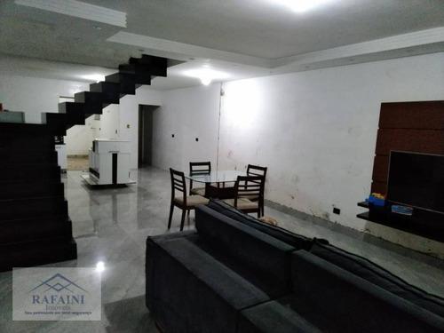 Imagem 1 de 30 de Sobrado Com 3 Dormitórios À Venda, 220 M² Por R$ 850.000,00 - Residencial Cerconi - Guarulhos/sp - So0193