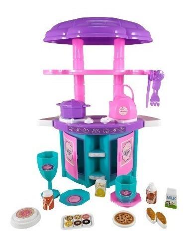 Cocina De Juguete Para Barbie