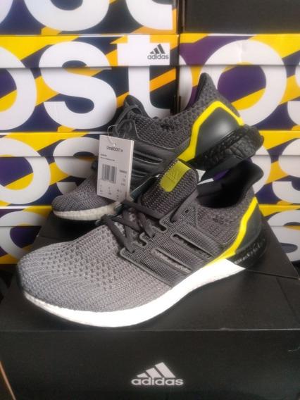 Tênis adidas Ultraboost M Tam 41 Grey Six Original Sem Juros