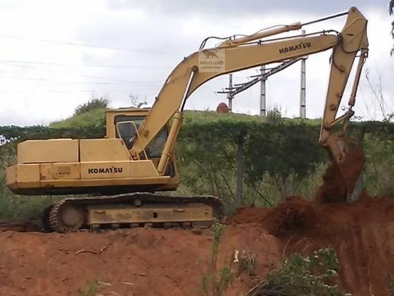 Escavadeira Komatsu Pc150 Ano 1998 - Série 3, Braço Longo *