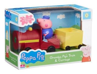 Peppa Pig - Tren Del Abuelo