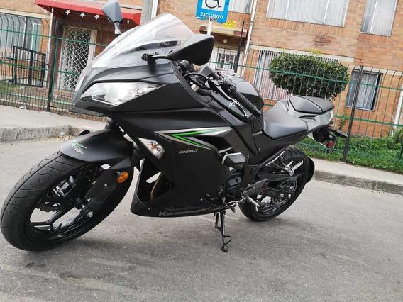 Kawasaki Ninja Ex250 / Ninja 250 Full Inyección