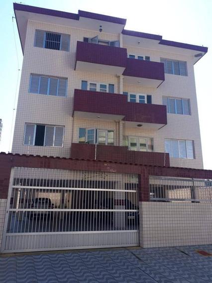 Apartamento Com 1 Dormitório À Venda, 43 M² Por R$ 150.000 - Aviação - Praia Grande/sp - Ap0147