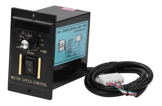 Controlador De Velocidade Digital P/ Motor 220v Ac 400w