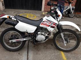 Honda Xl200 Blanca