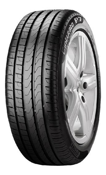 Combo X4 Neumaticos Pirelli 195/55r16 P7 Cinturato 91v