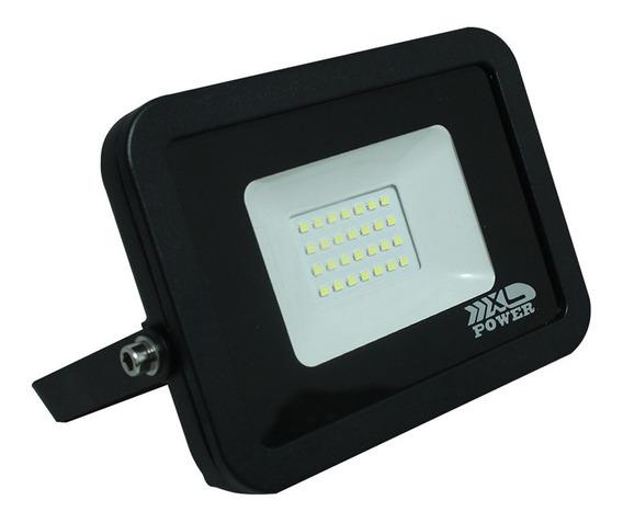 Refletor Led Holofote 30w Smd Eco Branco Frio Ip66