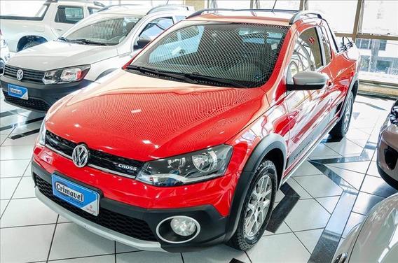 Volkswagen Saveiro 1.6 Cross Ce 8v Flex 2p