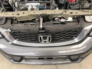 Conjunto De Radiador Completo Honda Civic 2.0 2016