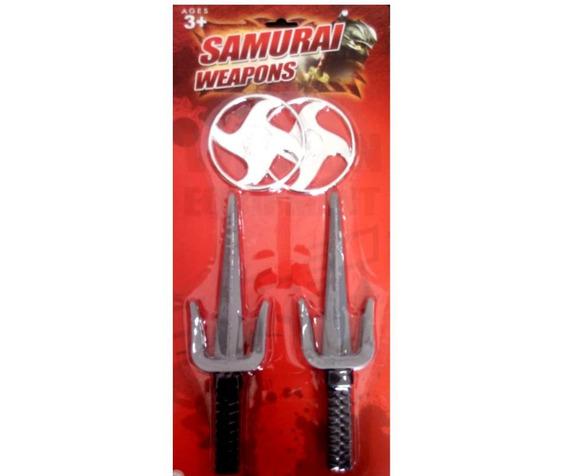Kit Samurai Com Adaga