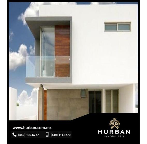 Hurban Vende Casa Nueva Al Norte, En Coto Con Alberca