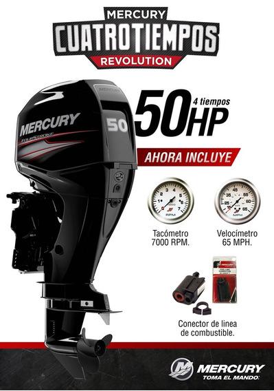 Motor Mercury 50 Hp 4 Tiempos 0 Km. Quilmes