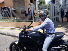 Ducati Diavel Dark 2016