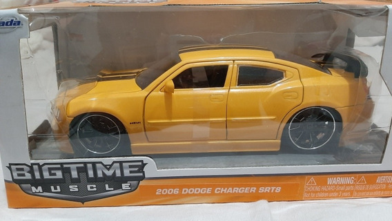 Miniatura Jada Dodge Charge Srt8 2006
