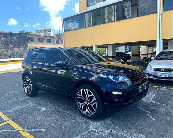 Land Rover Discovery Sport 2.0 Si4 Se 5p 2015