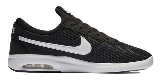 Zapatillas Nike Sb Air Max Bruin Vapor Textil 010black White