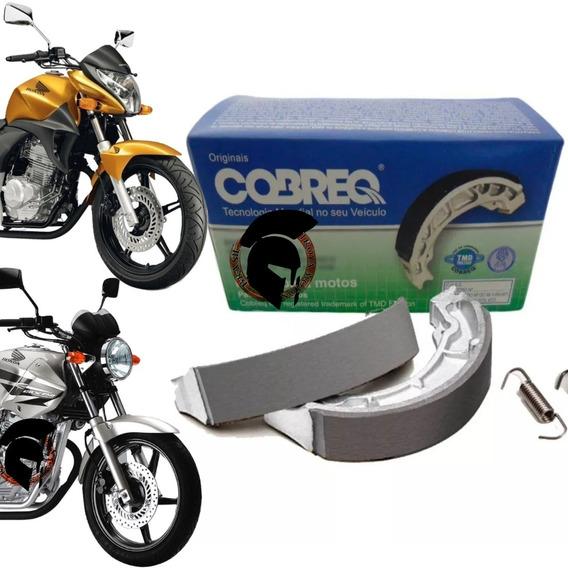 Lona Freio Patim Honda Cb 300 R Twister Cbx 250 Cobreq