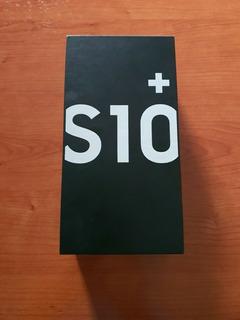 Nuevo Samsung Galaxy S10 Plus 512gb Solo Españoles
