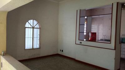 Casa Para Locação Em Guarulhos, Vila Progresso, 4 Dormitórios, 1 Suíte, 2 Banheiros, 4 Vagas - Ca0863