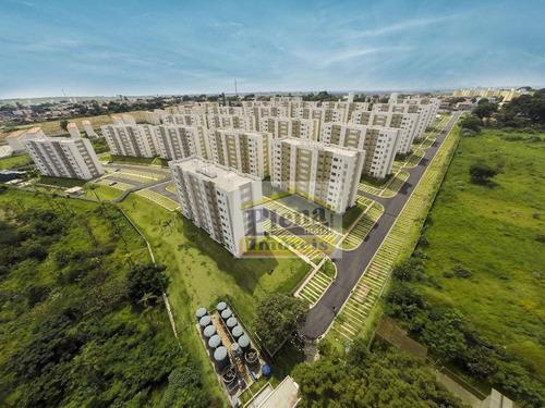 Imagem 1 de 11 de Apartamento Residencial À Venda, Matão, Sumaré. - Ap0880