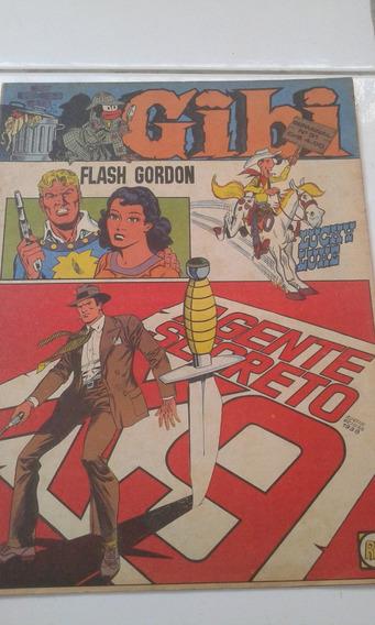 Gibi Semanal Anos 70 Original Flash Gordon Raridade