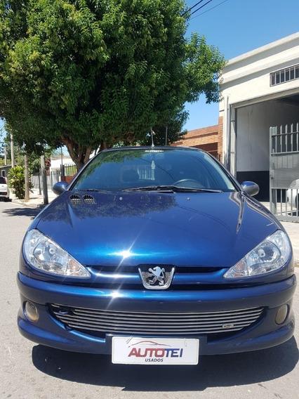 Peugeot 206 1.6 Premium Full 2007 Nafta 5ptas