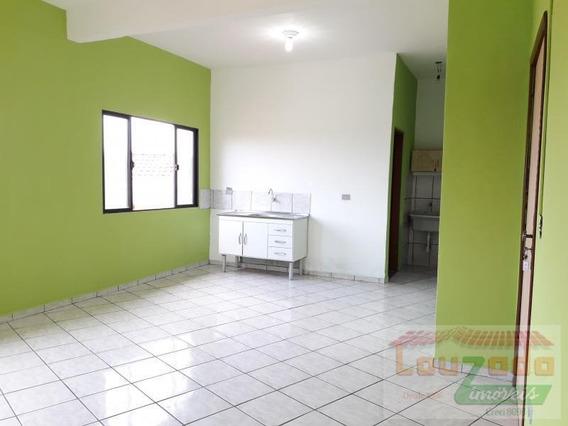 Kitnet Para Locação Em Peruíbe, Jardim Barra De Jangadas, 1 Dormitório, 1 Banheiro - 1280
